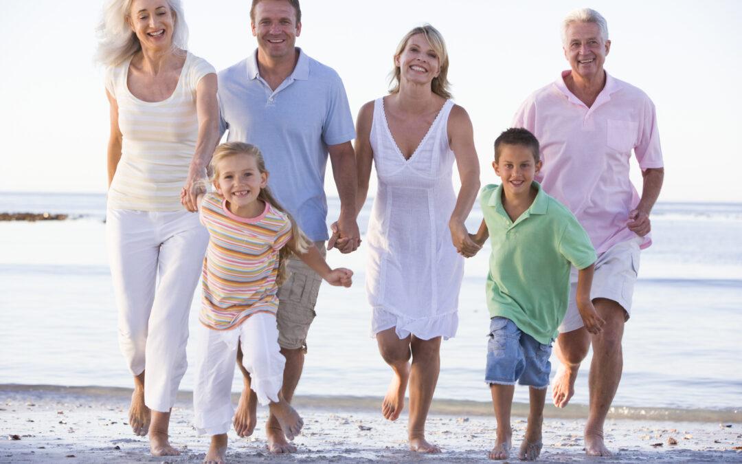Naturheilkunde und Osteopathie für die ganze Familie